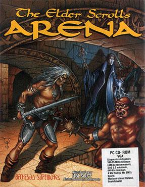 The Elder Scrolls Arena Pobierz