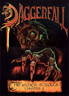 TES II Daggerfall Free Download